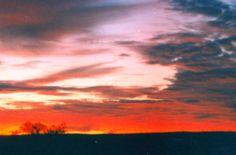 Oklahoma Sunrise, near Elk City OK © Richard Bauman