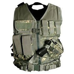$51 NcStar Tactical Vest