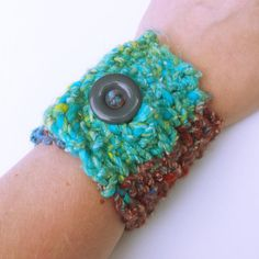 Check out this item in my Etsy shop https://www.etsy.com/listing/238382184/knit-cuff-bracelet-cuff-bracelet-knitted