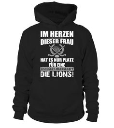 Tshirt  Eishockey im Herzen - Die Lions  fashion for men #tshirtforwomen #tshirtfashion #tshirtforwoment