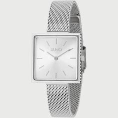 OROLOGIO DA DONNA LIU-JO - € 119 Leggi tutte le caratteristiche... Liu Jo, Watches, Silver, Accessories, Wristwatches, Clocks, Money, Jewelry Accessories