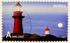 Sello hermoso noruego-A-clase Inland