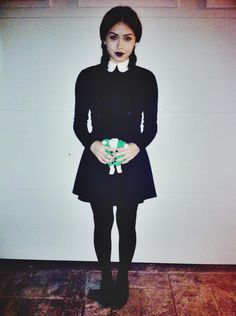 Wednesday Addams, Halloween costume, The Addams Family