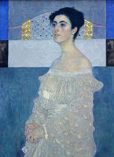 Klimt, Margaret Stonborough-Wittgenstein | Flickr - Photo Sharing!