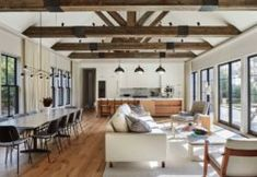 featured posts image for Beautiful modern barn style home in the seaside village of Amagansett Modern Barn House, Modern House Design, Home Design, Design Ideas, Barn Style Houses, Design Inspiration, Boho Living Room, Living Spaces, Living Rooms