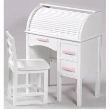 2 Piece Jr Roll Top 27 Writing Desk Set Makes An Elegant Addition To Your Childs room Made From Pine Wood * Want additional info? Click on the image.