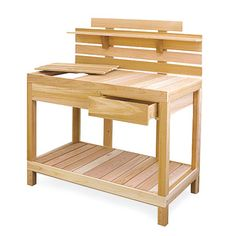 Buying Guide For A Potting Bench