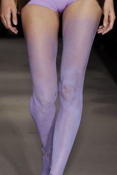 ombre legs