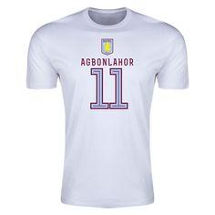 Aston Villa Agbonlahor Mens Fashion T-Shirt