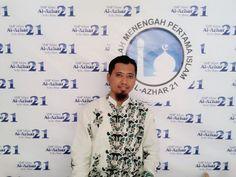 Selfie on board of SMP Islam Al-Azhar 21 Solo Baru