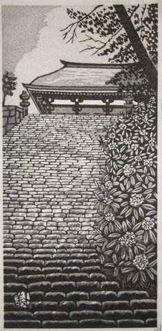 Ronin Gallery: Stairway