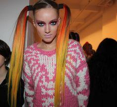 #TopshopPromQueen #colour #knit #texture