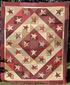 I made this quilt for quilts of valor
