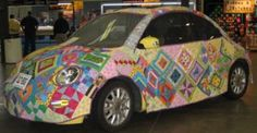 quilted vdub