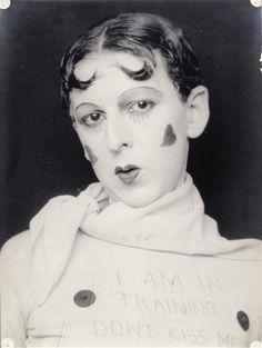 Sans titre 1927 - Claude Cahun