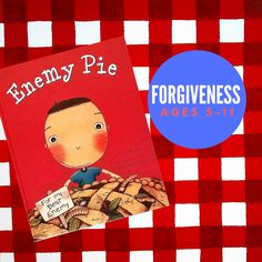 Learn about forgiveness with your child in just 20 minutes of reading. Enemy Pie, Little Books, Forgiveness, Your Child, Age, Learning, Children, Young Children, Boys