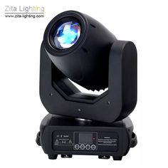 Lights & Lighting Commercial Lighting Hottest 150w Beam Led Spot Moving Head Light Dmx512 For Stage Theater Disco Bar Dj Stage Effect Lamp New Design Up-To-Date Styling