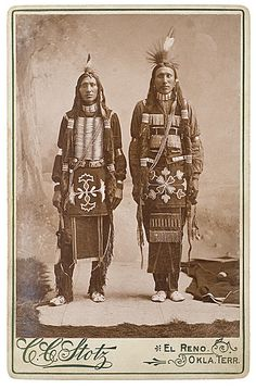 Ponca Men... unidentified