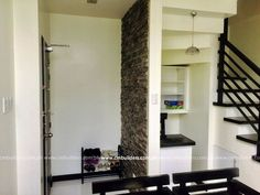 Myhaybol - photo gallery of real homes in the Philippines showcasing Filipino architecture and interior design. Filipino Architecture, Construction Contractors, Modern Contemporary Homes, Modern House Design, Home Builders, Ladder Decor, Family Room, Zen 2, Interior Design