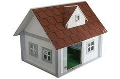 hundehaus hundeh tte fachwerk wetterfest von geofin auf. Black Bedroom Furniture Sets. Home Design Ideas