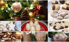 """Slovenský """"Jogurtáč"""" , ktorý schová do vrecka všetky tvarohové koláčiky!- Pripravený za pár minút! - Recepty od babky Christmas Cookies, Christmas Bulbs, Marshmallow, Chocolate, Holiday Decor, Desserts, Food, Xmas Cookies, Marshmallows"""