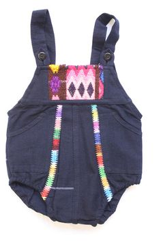 Huipil Baby Onesie Size 2-Ana – Humble Hilo | Creating a Common Thread
