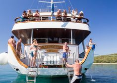 * 7 Nights Croatia Cruise onboard the from Split to Split * Half board provided, 2 meals daily * Captain's Dinner * Video Sh, Half Board, Cruise Travel, Summer Travel, Vintage Boats, Boat Tours, Motor Boats, Catamaran, During The Summer