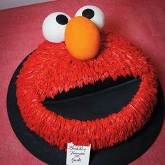 Icing Elmo