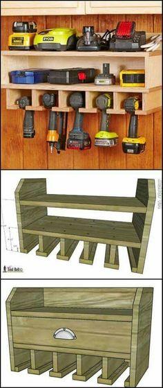 Werkzeugablage