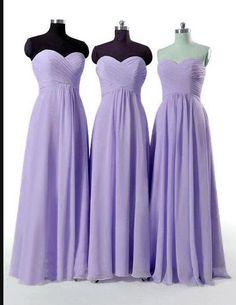 purple bridesmaid dresses 2020 long chiffon a line sweetheart neck elegant a line wedding guest dresses Light Purple Bridesmaid Dresses, Bridesmaid Dresses 2017, Wedding Dresses, Party Dresses, Bridesmaids, Chiffon Dress, Strapless Dress Formal, Lace Chiffon, Blue Party Dress