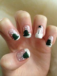 Gorgeous Christmas Nail Designs - Fashion Diva Design