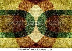 geometrisch, achtergrond Bekijk Grotere Illustratie