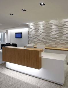 Best 1000 Ideas About Reception Desks On Pinterest Desks Modern inside Office Reception Desk Ideas