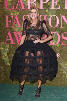 981f8173f Vem saber o que rolou no Green Carpet Fashion Awards 2018