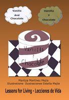 Circle Time with Vanilla & Chocolate - Hora del círculo   con Vainilla y Chocolate #LuzDelMes
