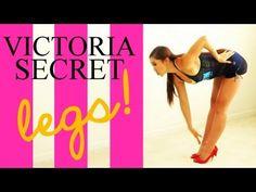 Victoria Secret Supermodel Stiletto Legs Workout