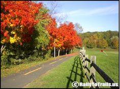 ea535e4cfa3 rails to trails maps across the u.s. Trail Maps, Bike Trails, Outdoor Fun,