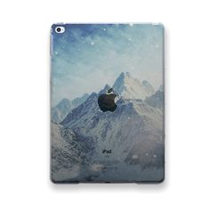 Mountains Nature Clear Case Smart Cover Apple iPad Air Pro Mini 1 2 3 4 9.7 12.9 #Apple