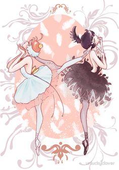new priness tutu print AAAHHHHH I'll be going to kinyoobi con next. Princess Tutu Anime, Art Sketches, Art Drawings, Yandere, Chica Anime Manga, Anime Shows, Magical Girl, Anime Art Girl, Cute Art
