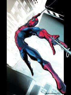 Spidey #Spiderman #Marvel comics . Pin and follow pyra2elcapo