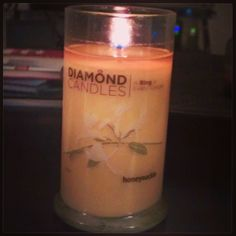 One of my favorite scents of Spring! #ScentsationalSpringFever #DiamondCandles #Honeysuckle