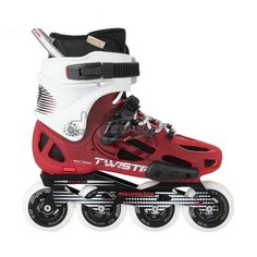 9675ce1d296 2016 Newest Rollerblade Twister LE Lemited Red Adult Inline Skates Roller  Skating Shoes Street Free Skating Patines Adulto-in Skate Shoes from Sports  ...