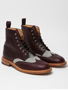 AND THESE!!! - Woolrich Woolen Mills Para Boots