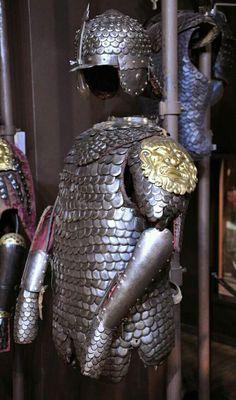 Polish hussar armour XVII th c.