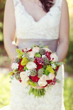 Mix colour bouquet
