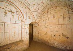 The Catacombs Via Appia Antica