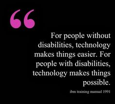Glenda's Assistive Technology Information and More...a great blog from a teacher and AT researcher!