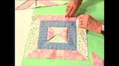Twice as Nice Technique Video Tutorial by Quilt 'n a Day on YouTube at https://www.youtube.com/watch?v=kVd9CfUK5gU=youtube_gdata_player