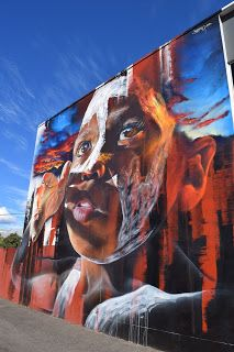Aboriginal Kid, by Adnate 2015 - FigtreeBloom