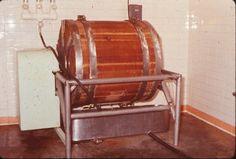 Watchtower Farms butter churn (Roger Johnson)